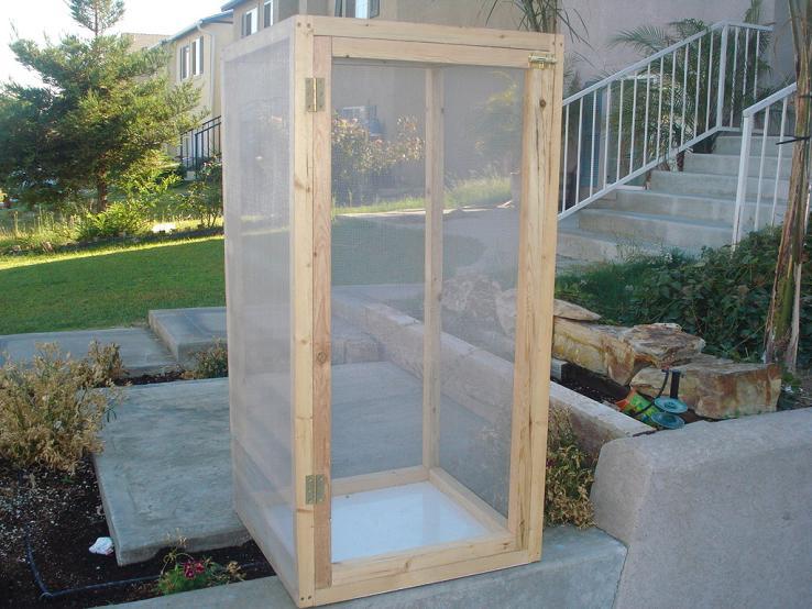 Glidergossip Stainless Steel Corner Cage Homemade Its