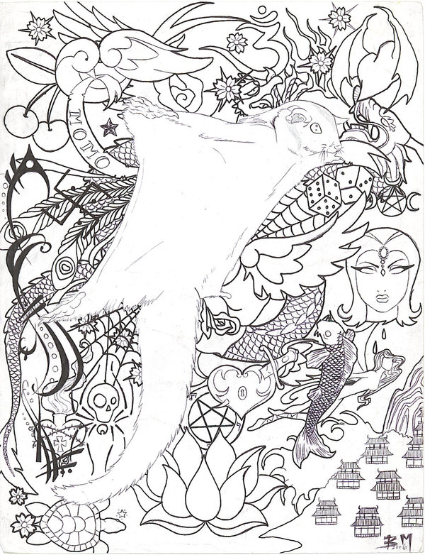 baby bach coloring pages - photo #20